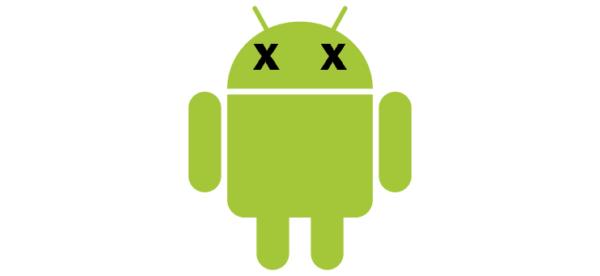 Emulador de Android atascado